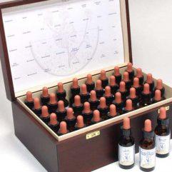 Капки на д-р Бах в дървена кутия 30мл