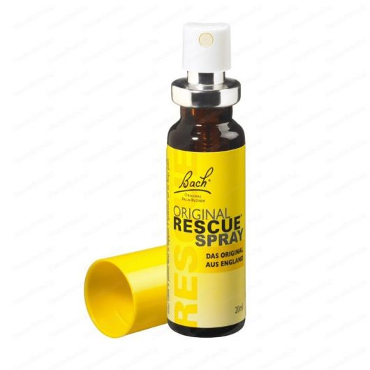 rescue remedy спрей